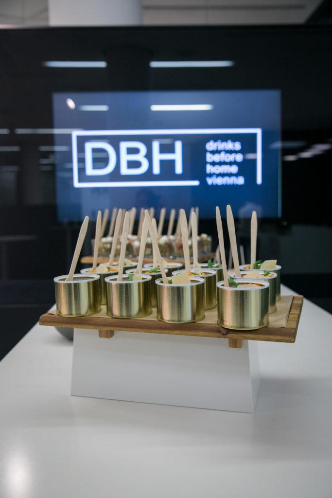 DBH Real Estate, 22.2.2018, Bene Schauraum, Wien Hochklassiges Networking der Immobilienbranche mit unseren Weinen.